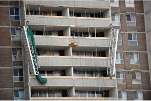 Metron Construction plead guilty to the deaths of 4 workers in 2009. Credit: Carlos Osorio / Toronto Star File Photo
