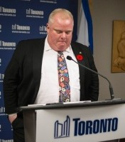 Mayor Rob Ford admits to smoking crack cocaine. Read more here. (Chris Young/Canadian Press)