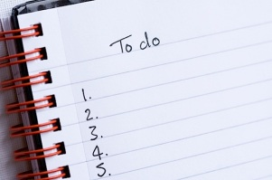 Employers have many items on their To Do Lists - these 8 are important legal obligations.  Photo: iStockphoto.com/SparkleArt